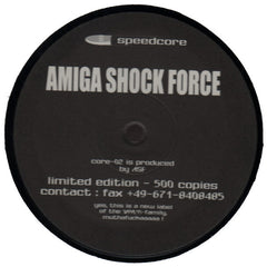 "Amiga Shock Force ""Core EP"" 12"""