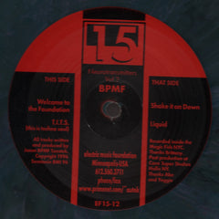 "BPMF ""Neurotransmitters Vol. 2"" 12"""