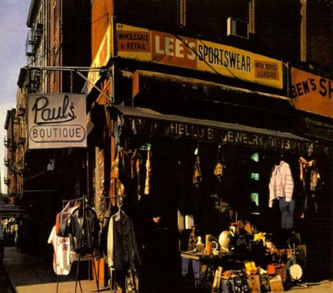 "Beastie Boys ""Paul's Boutique"" LP"