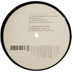 "Various Artists ""Bedrock - Frequencies (High - Part 3 of 3)"" 12"""