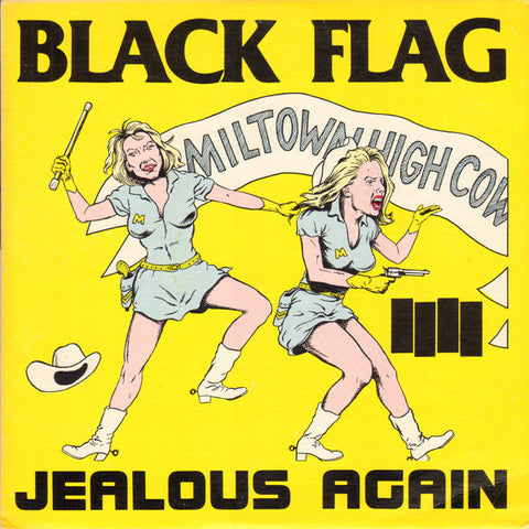 "Black Flag ""Jealous Again"" EP"