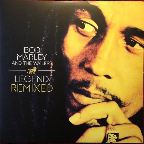 "Bob Marley And The Wailers ""Legend Remixed"" 2xLP"