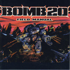 "Bomb20 ""Field Manual"" 2xLP"