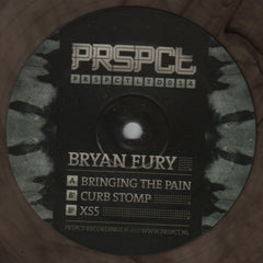 "Bryan Fury ""Bringing The Pain"" 12"""
