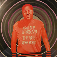 "Byron The Aquarius ""Gone Today Here Tomorrow"" 12"""
