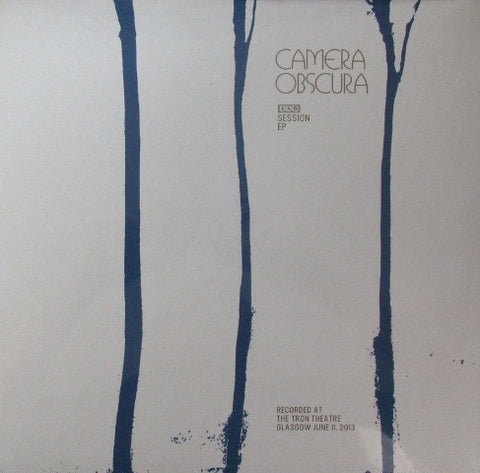 "Camera Obscura ""4AD Session EP"" 12"""