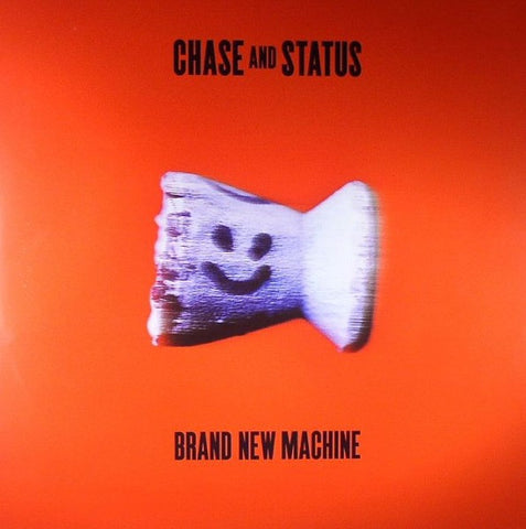 "Chase And Status ""Brand New Machine"" 2x12"""
