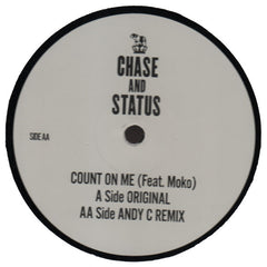 "Chase And Status ""Count On Me"""