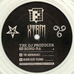 "DJ Producer vs Bong-Ra ""The Abominal"" 12"""