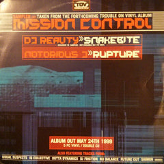 "DJ Reality & Notorious J ""Snakebite"" 12"""