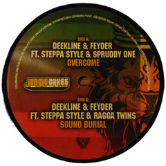"Deekline & Feyder ""Overcome"" 12"""