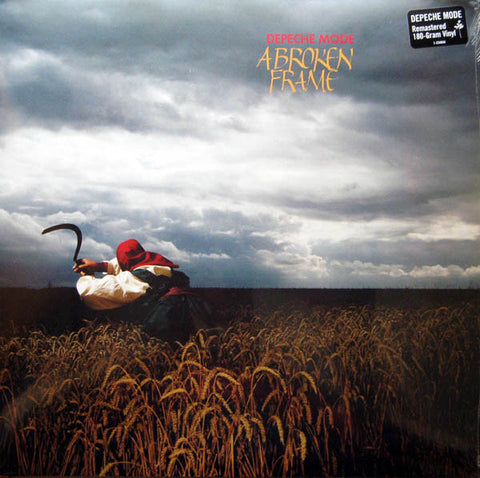 "Depeche Mode ""A Broken Frame"" LP"