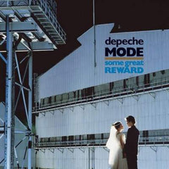 "Depeche Mode ""Some Great Reward"" LP"