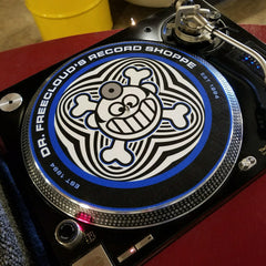 "Dr. Freecloud's ""23 Year Anniversary"" Slipmat"