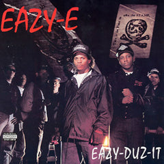 "Eazy-E ""Eazy-Duz-It"" 2xLP"