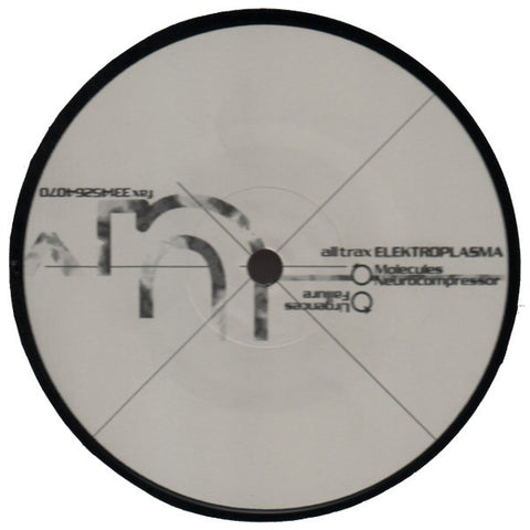 "Elektroplasma ""Molecules"" 12"""