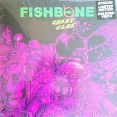 "Fishbone ""Crazy Glue"" LP"