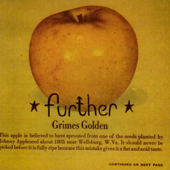 "Further ""Grimes Golden"" 10"""