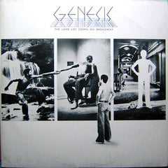 "Genesis ""The Lamb Lies Down On Broadway"" 2xLP"