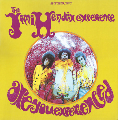 "The Jimi Hendrix Experience ""Are You Experienced"" LP"