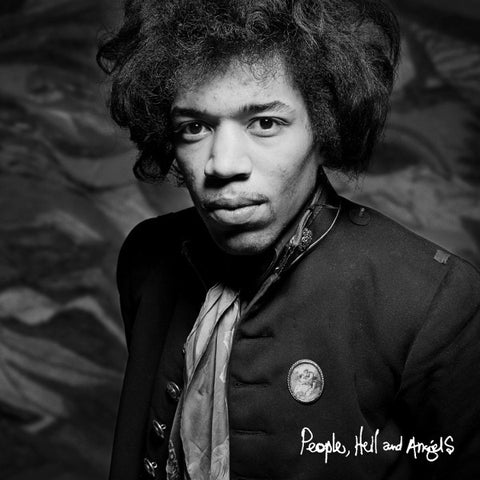 "Jimi Hendrix ""People, Hell  And Angels"" 2xLP"