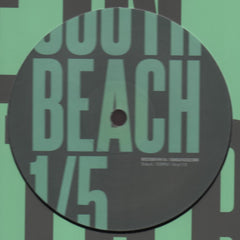 "John Digweed ""Live In South Beach 1 of 5"" 12"""