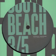 "John Digweed ""Live In South Beach 3 of 5"" 12"""