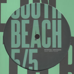 "John Digweed ""Live In South Beach 5 of 5"" 12"""
