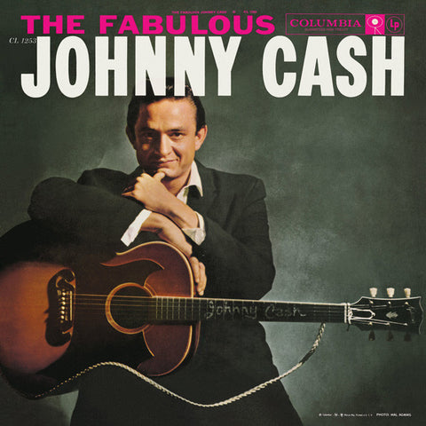 "Johnny Cash ""The Fabulous Johnny Cash"" LP"