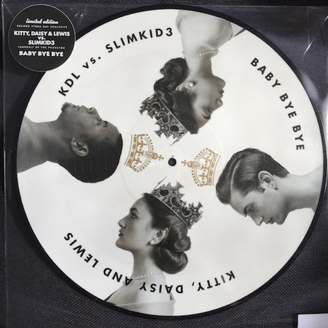 "Kitty, Daisy And Lewis ""Baby Bye Bye"" 12"""