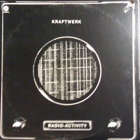 "Kraftwerk ""Radio-Activity"" LP"