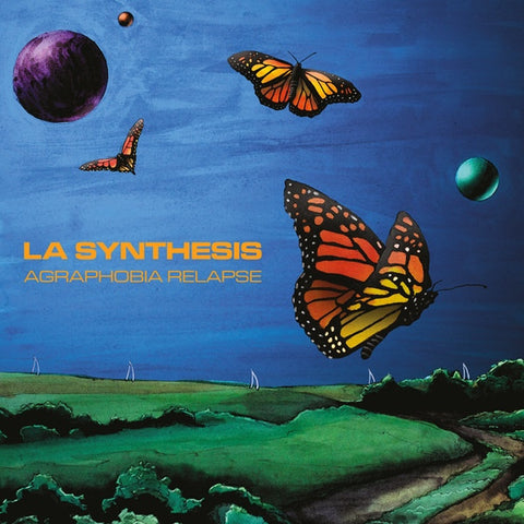 "LA Synthesis ""Agraphobia Relapse"" 2x12"""