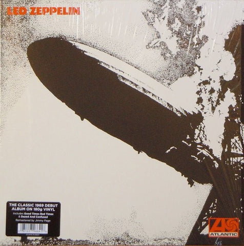 "Led Zeppelin ""I"" LP"