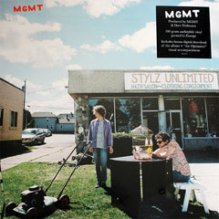 "MGMT ""MGMT"" LP"