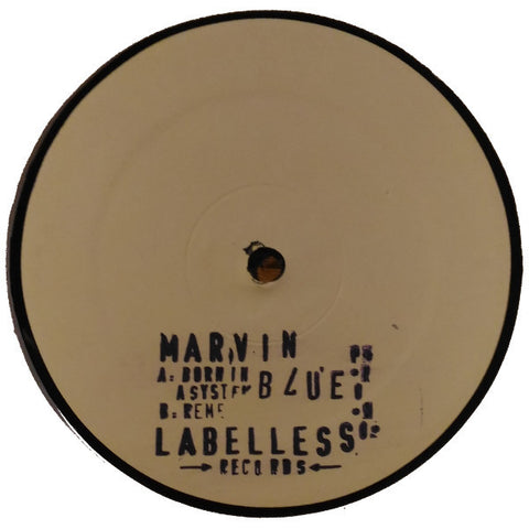 "Marvin Blue ""Born In A System"" 12"""