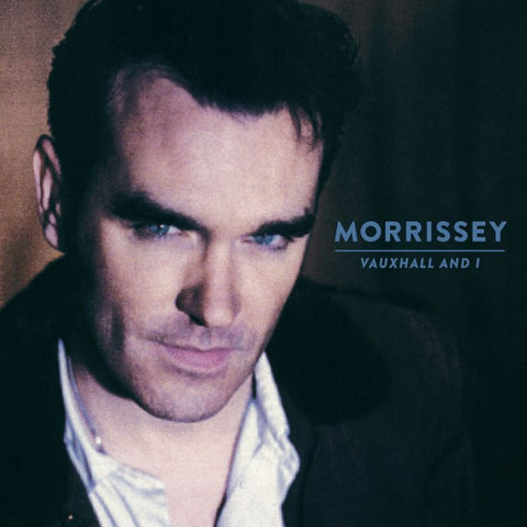 "Morrissey ""Vauxhall And I"" LP"