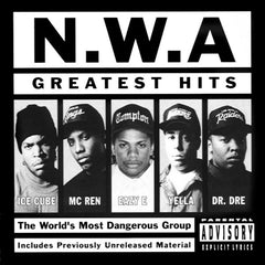 "N.W.A. ""Greatest Hits"" 2xLP"
