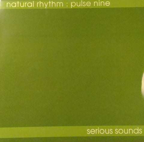 "Natural Rhythm ""Pulse Nine"" 12"""