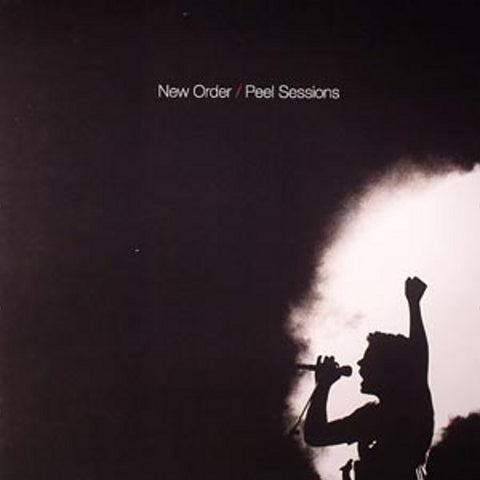 "New Order ""Peel Sessions"" LP"
