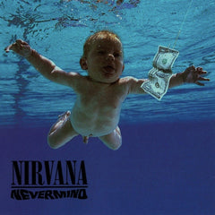 "Nirvana ""Nevermind"" LP"