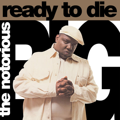 "The Notorious B.I.G. ""Ready To Die"" 2xLP"