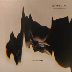 "Octave One feat. Ann Saunderson ""Just Don't Speak"" 12"""