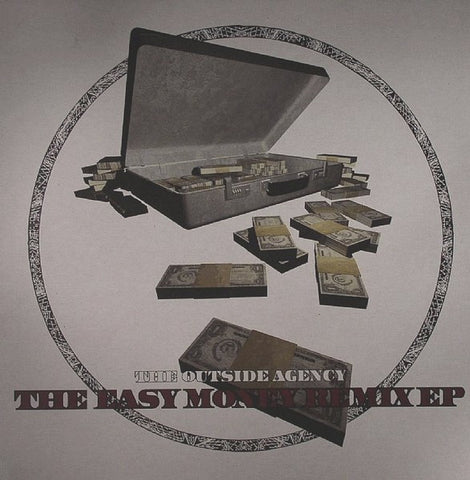 "The Outside Agency ""The Easy Money Remix EP"" 2x12"""