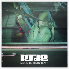 "RJD2 ""More Is Than Isn't"" 2xLP"