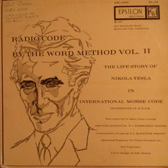 "Radio Code ""By The Word Method Vol. 2"" LP"