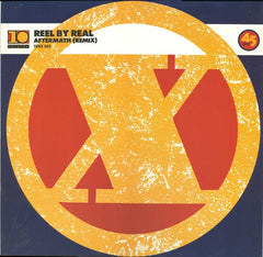 "Real By Real ""Aftermath (Remix)"" 12"""