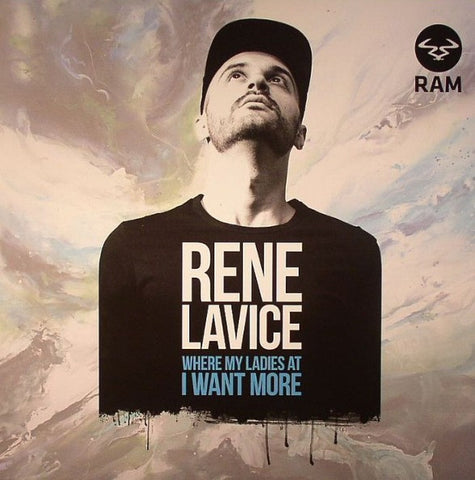 "Rene Lavice ""Where My Ladies At"" 12"""