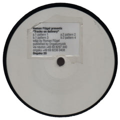 "Roman Flugal ""Tracks On Delivery"" 12"""
