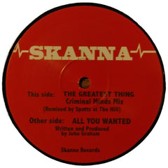 "Skanna ""All You Wanted"" 12"""