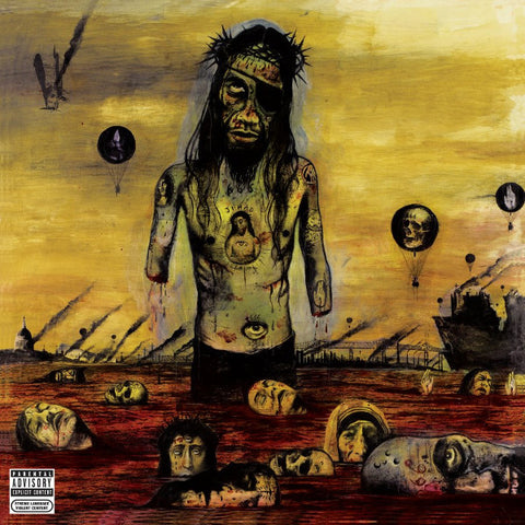 "Slayer ""Christ Illusion"" LP"